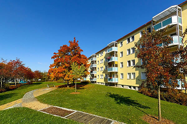 360° Panorama Fotograf Dresden Riesa / Herbstimpressionen von WGR Riesa Immobilien
